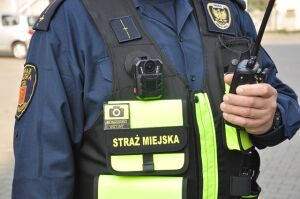 Kamery w radiowozach i na mundurach. Strażnicy dostali nowy sprzęt