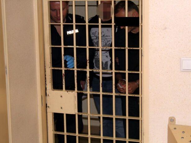 Policjanci zatrzymali 55-letniego obywatela Niemiec ksp