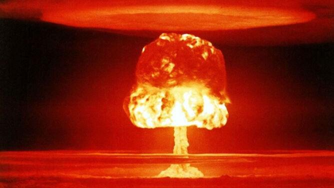 """""""Nuklearna zima"""" i inne czarne scenariusze. <br />Jak wojna atomowa zmieniłaby klimat"""