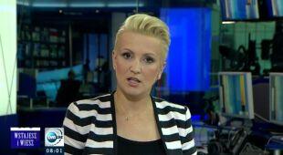 Zalany Śląsk, podtopiony Kraków (TVN24)