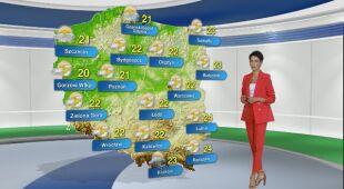 Prognoza pogody na wtorek 20.07