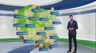 Pogoda na wtorek 20.10